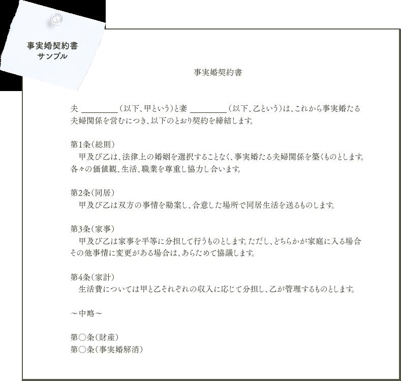 事実婚 行政書士田村通彦事務所